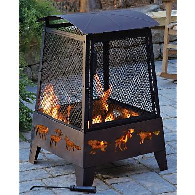 Practical Patio Fire Pit Strives To Make Your Selection Easier ...
